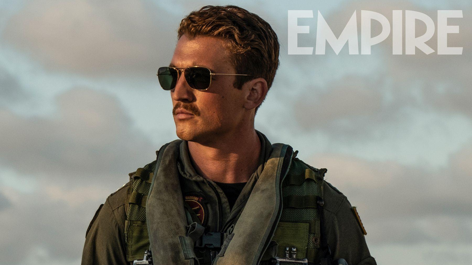 Top Gun: Maverick destaca personagens de Miles Teller e Monica Barbaro em novas imagens