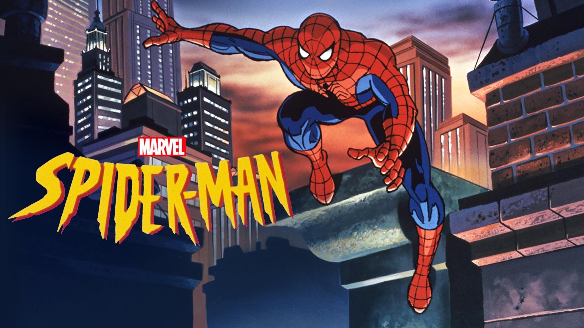 Homem-Aranha e outros desenhos clássicos da Marvel chegam ao Disney+
