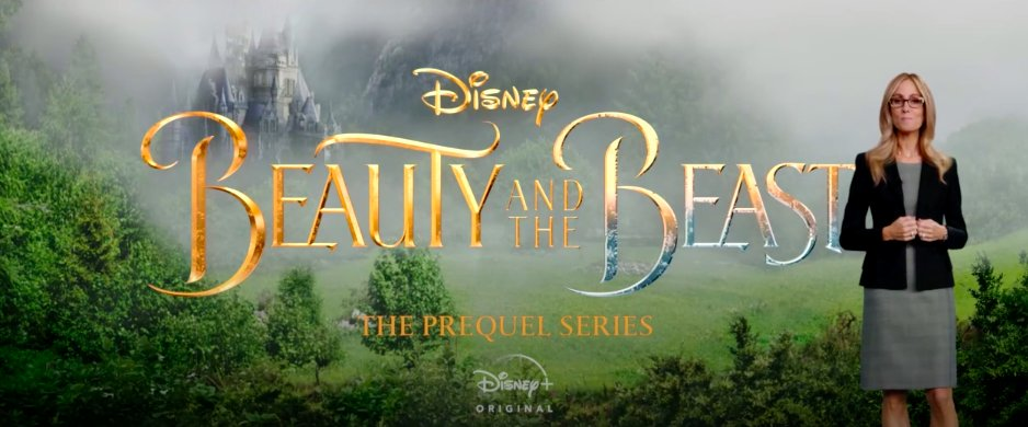 A Bela e a Fera ganhará série prequel com Luke Evans e Josh Gad