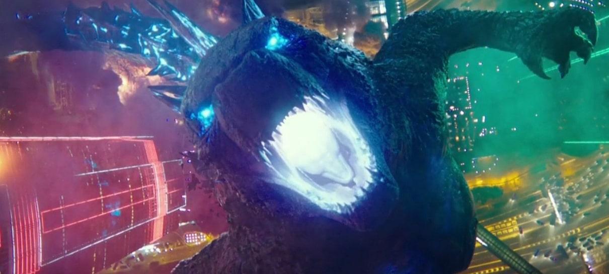 Godzilla vs. Kong ganha teaser com cenas inéditas