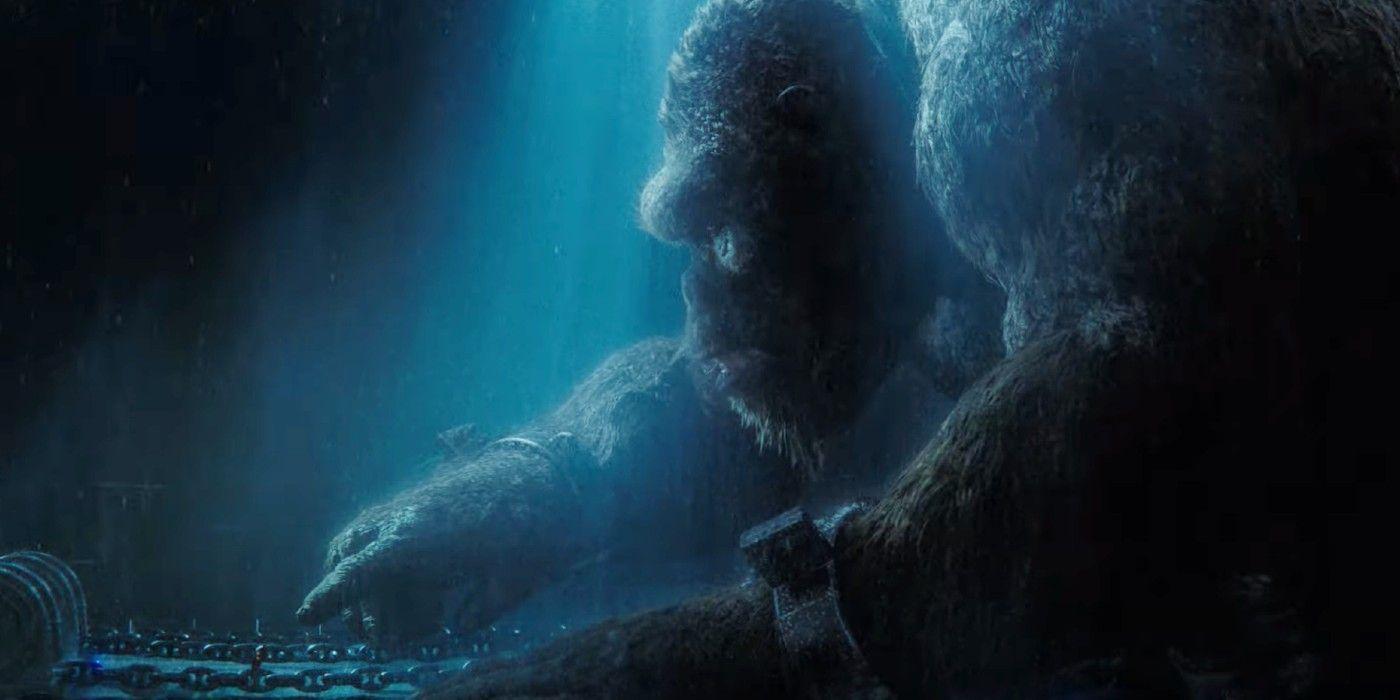 Godzilla vs. Kong mostra amizade entre garota e gorila com novo clipe