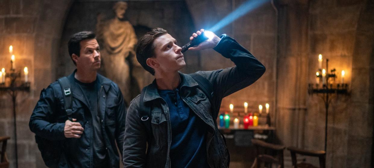 Tom Holland e Mark Wahlberg aparecem como Drake e Sully em nova imagem de Uncharted