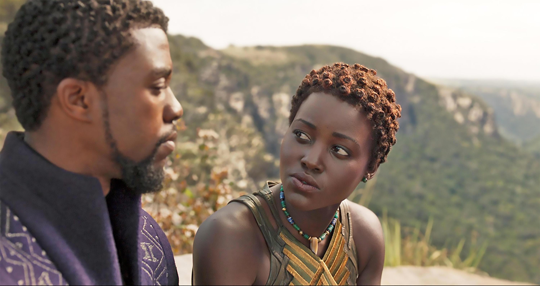 Pantera Negra 2 vai continuar os legados de Chadwick Boseman, diz Lupita Nyong'o