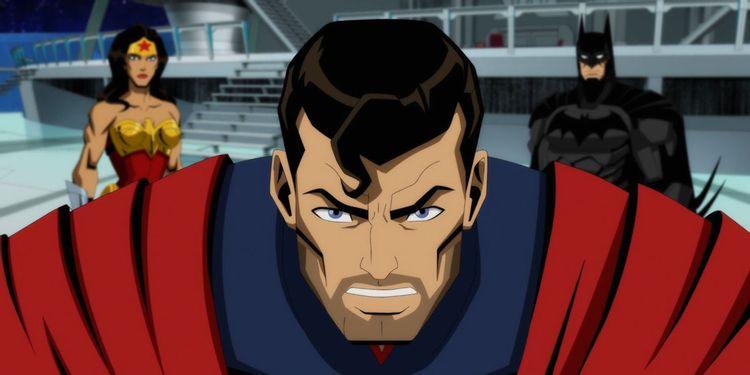 Injustice: Gods Among Us, nova animação da DC, ganhará versão em 4K e Blu-ray
