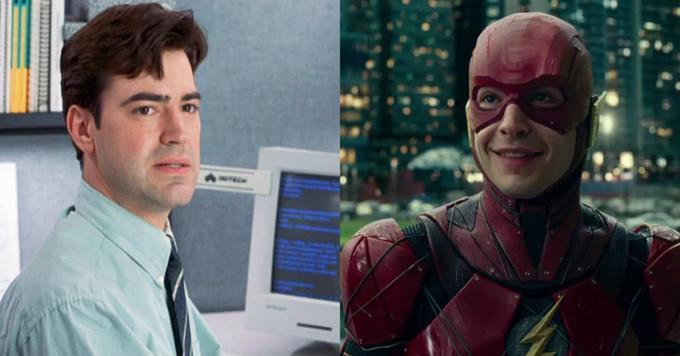 Ron Livingston interpretará Henry Allen no filme do Flash