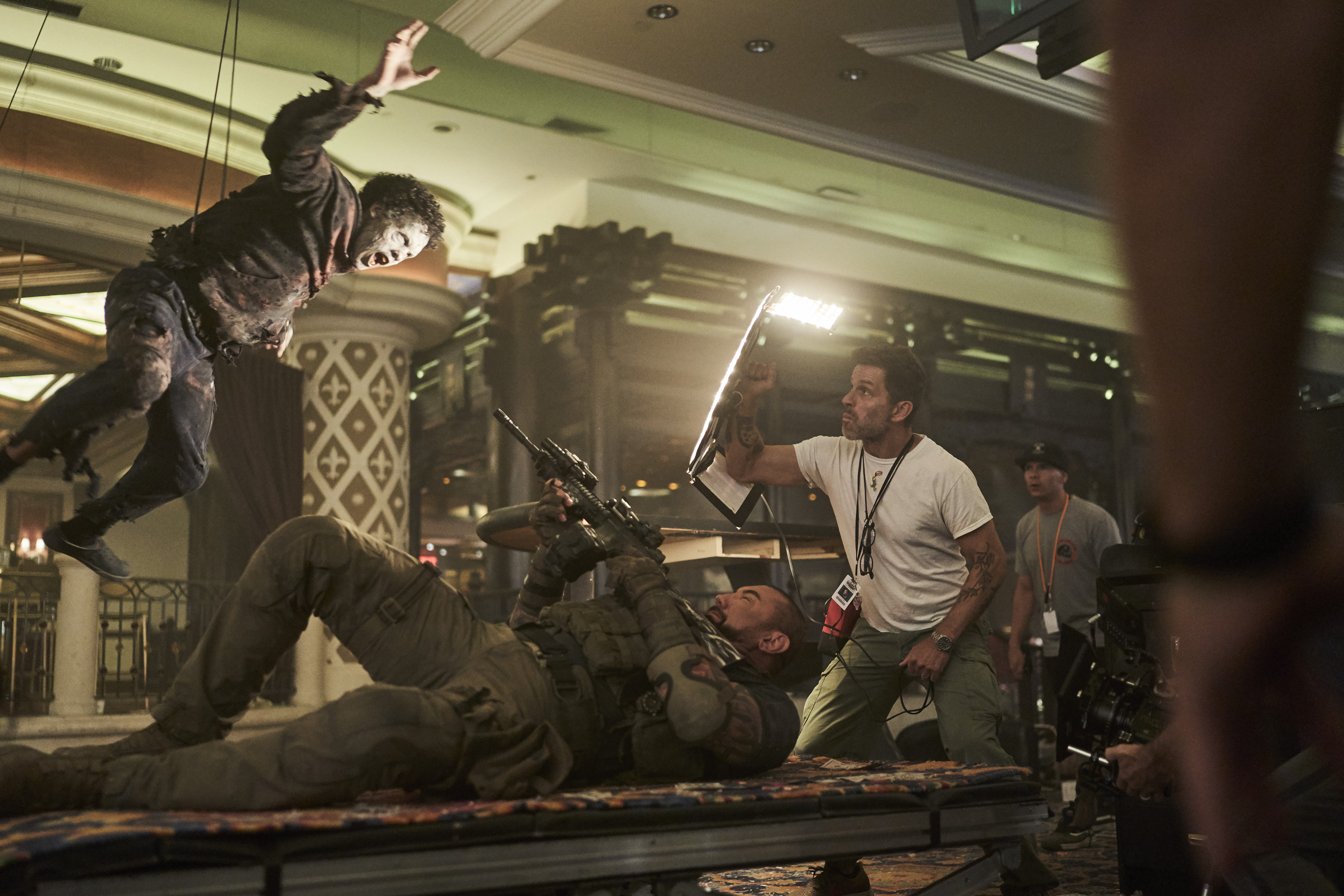Army of the Dead: 10 curiosidades e segredos do filme de zumbis de Zack Snyder