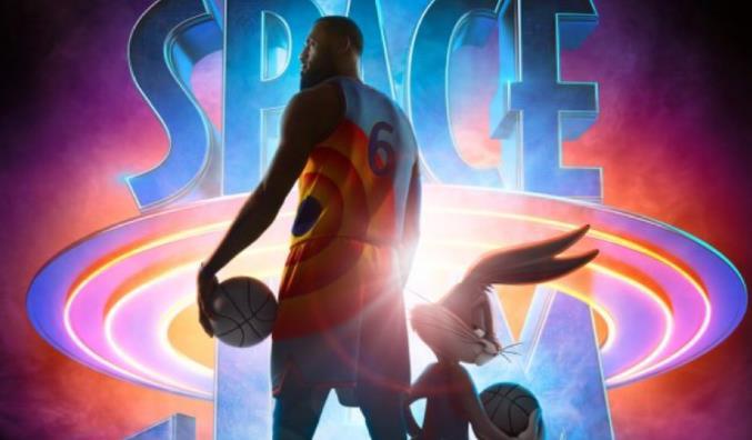 LeBron James e Pernalonga se unem em novo pôster de Space Jam: Um Novo Legado