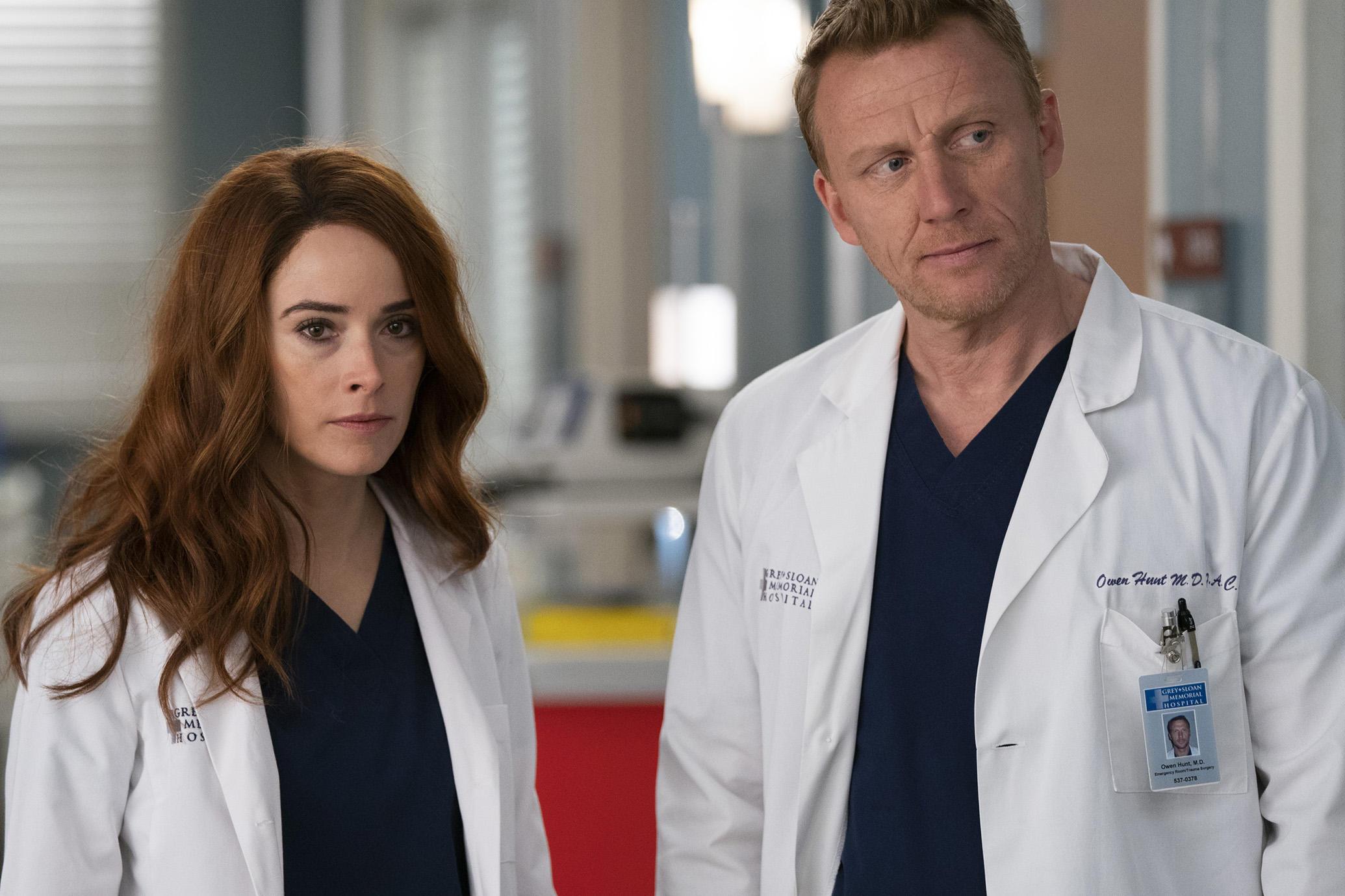Grey's Anatomy   Abigail Spencer retornará como Megan Hunt em 18ª temporada