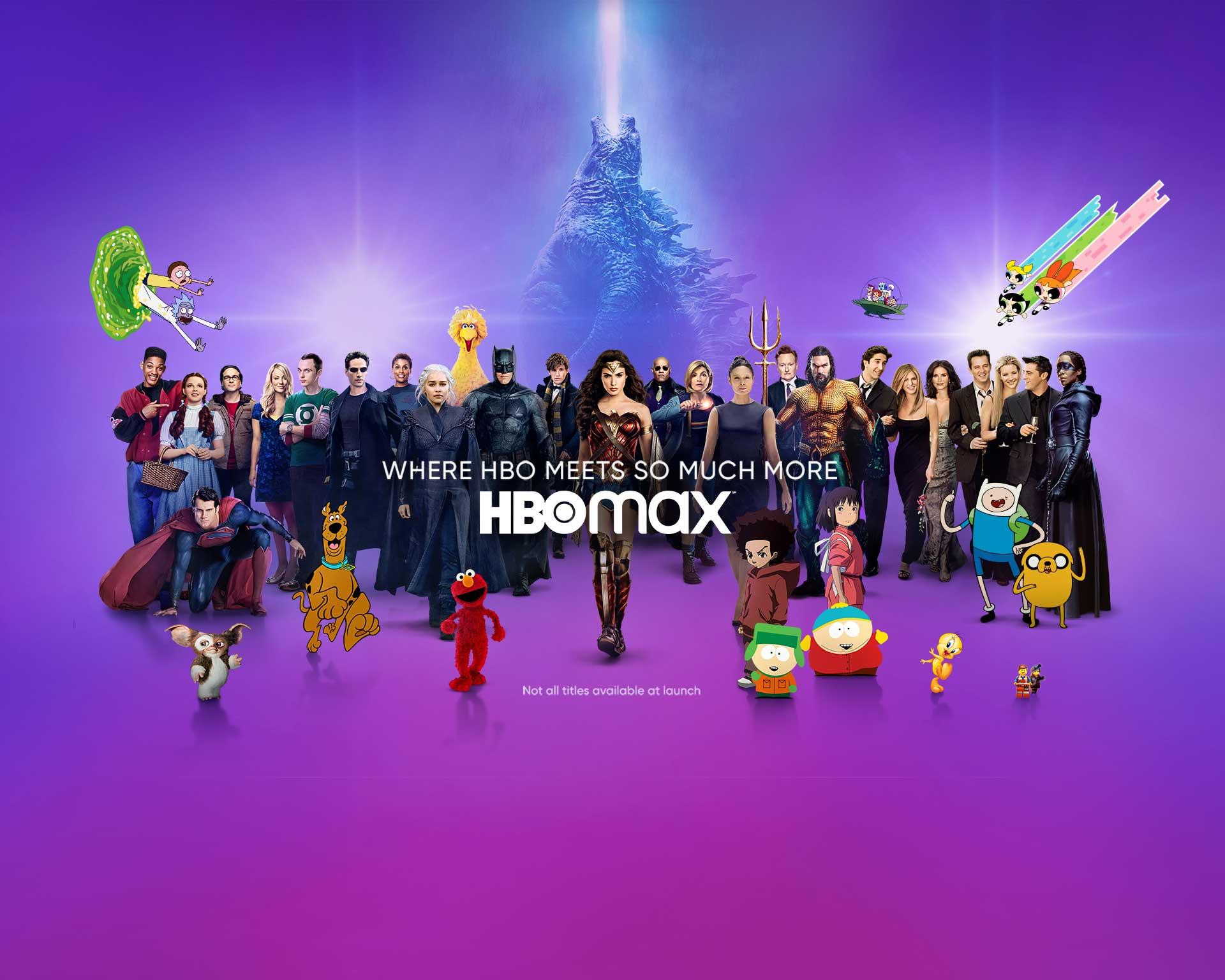 HBO Max | Tudo sobre o serviço da Warner, HBO e DC Comics