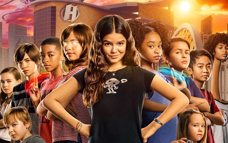 Netflix anuncia sequência de Pequenos Grandes Heróis