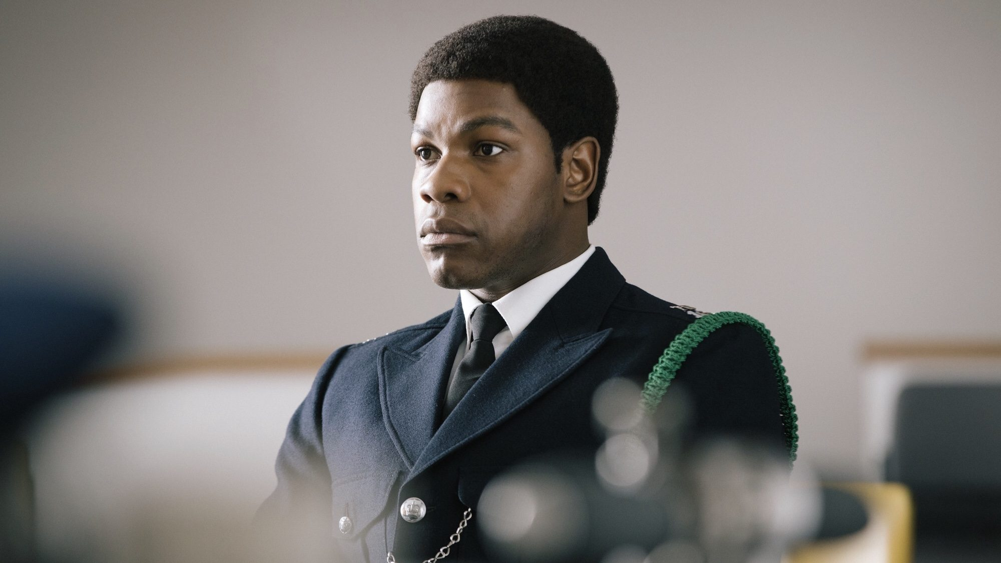 John Boyega estrela o trailer de Red, White and Blue