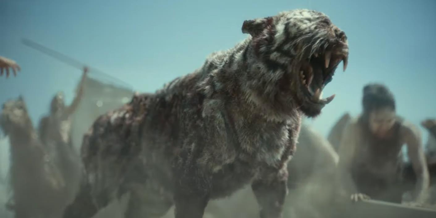 Army of the Dead: Invasão em Las Vegas, novo filme de Zack Snyder, recebe novo trailer com tigre zumbi