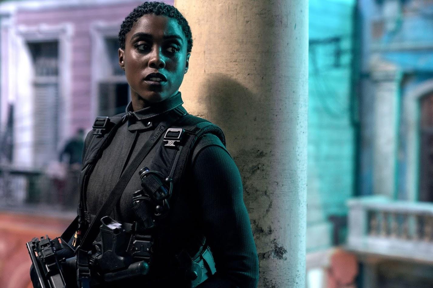 Lashana Lynch fala sobre rumores de ser a nova 007 em Sem Tempo Para Morrer