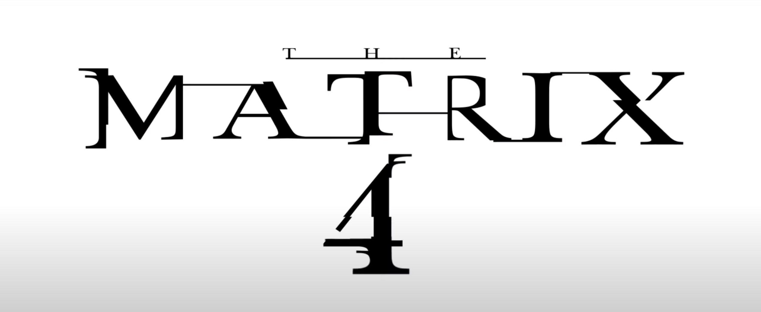 Comercial do HBO Max revela o logo de Matrix 4