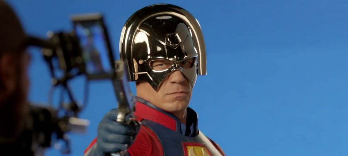James Gunn afirma que série do Pacificador não irá estrear na CW e será voltada para adultos