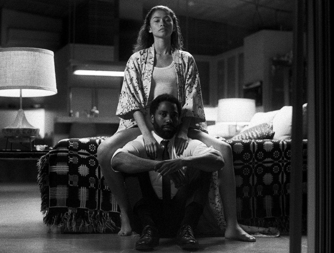 Malcolm & Marie, estrelado por Zendaya e John David Washington, ganha data de estreia na Netflix