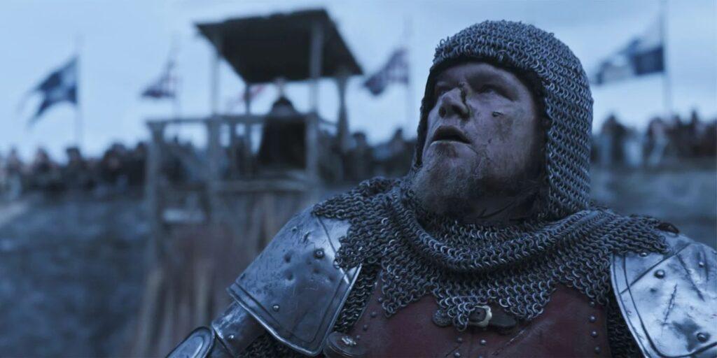 O Último Duelo, filme escrito por Ben Affleck e Matt Damon, será contado em três perspectivas diferentes
