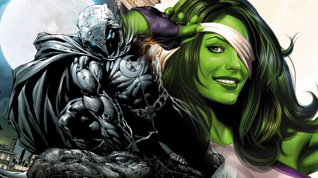 Kevin Feige dá previsão para começo das filmagens de She-Hulk e Cavaleiro da Lua