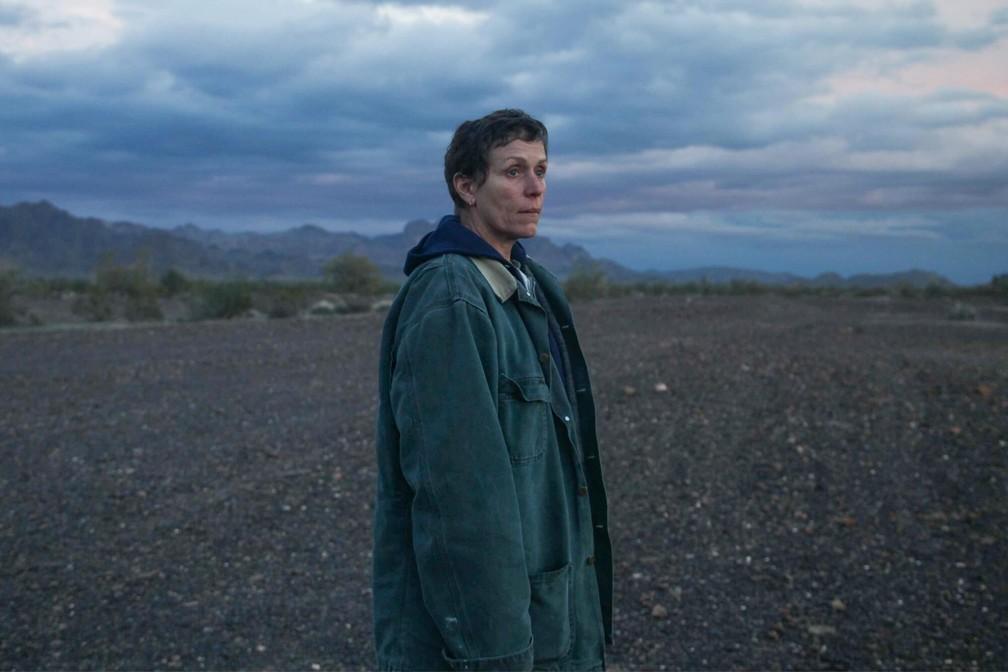 Hulu é o primeiro serviço de streaming a ganhar o Oscar de Melhor Filme, com Nomadland