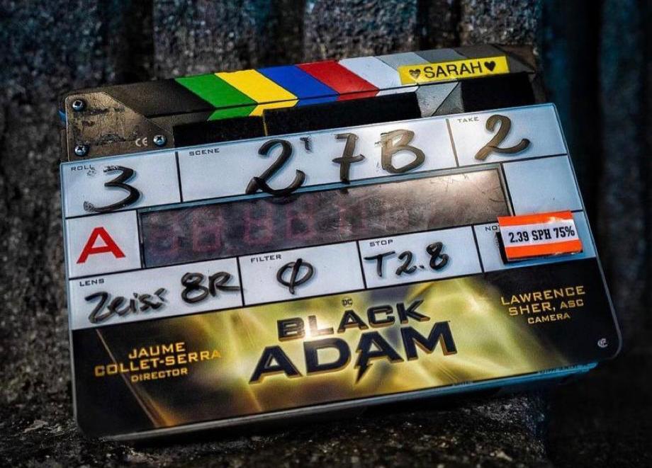 Adão Negro   The Rock anuncia início das gravações