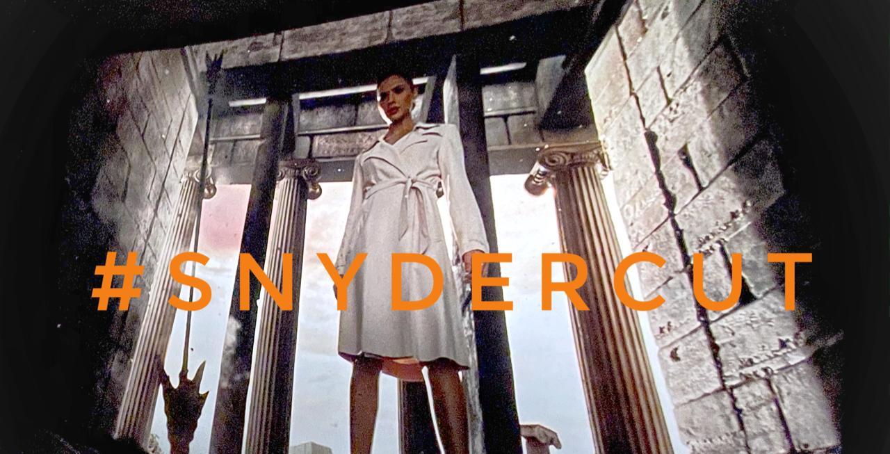 Mulher-Maravilha é destaque em nova imagem do Snyder Cut