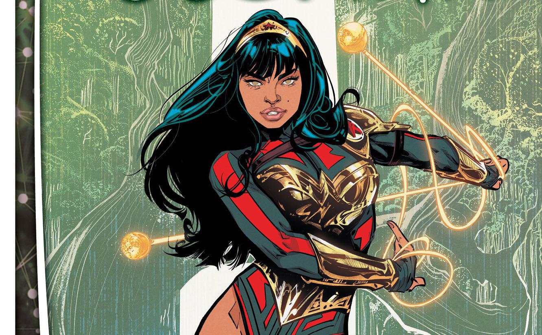 Nova Mulher-Maravilha dos quadrinhos é brasileira