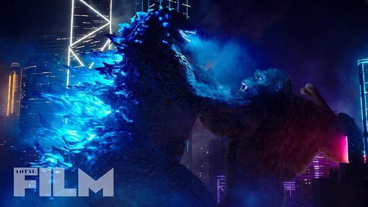 Estreia de Godzilla vs. Kong é adiada no Brasil
