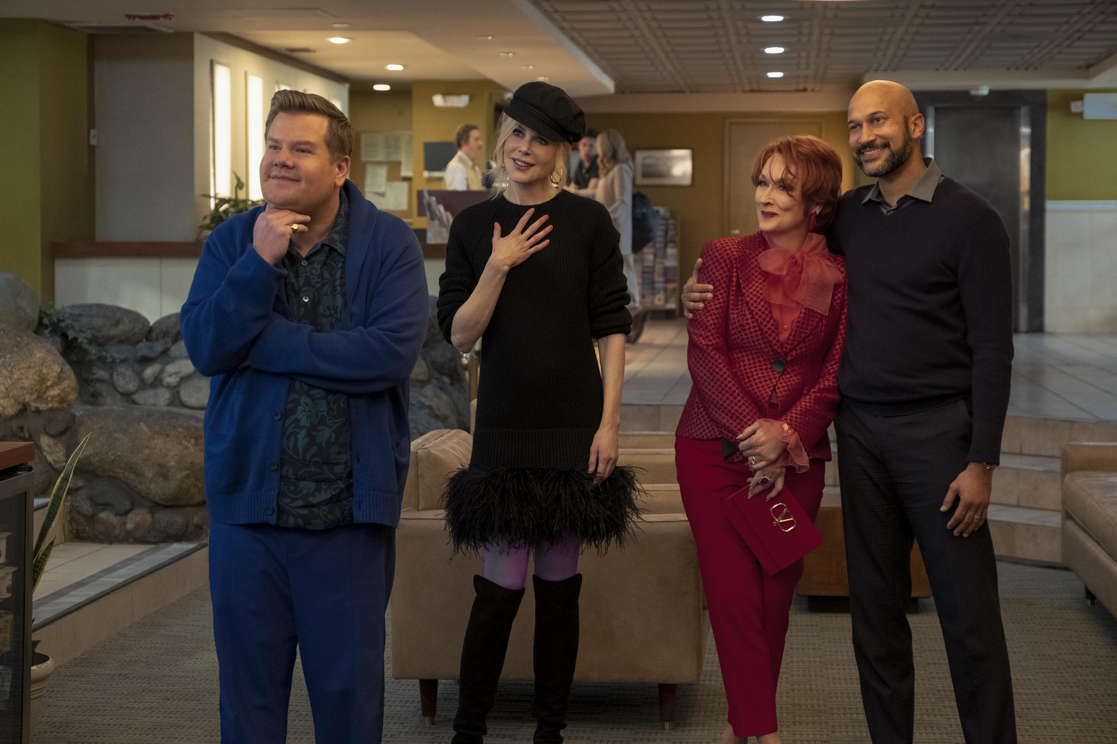 Netflix divulga o trailer de A Festa de Formatura, com Meryl Streep, Nicole Kidman e James Corden