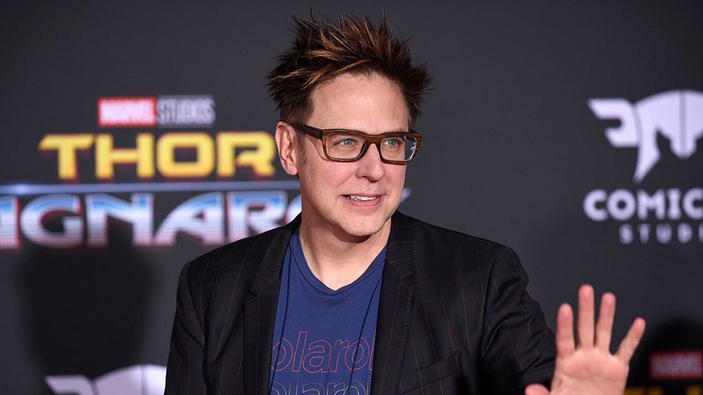 James Gunn cogita em trocar carreira dos cinemas para a televisão