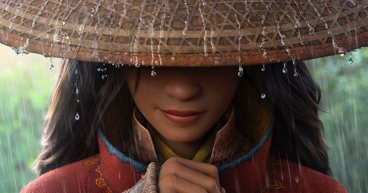 Raya e o Último Dragão: Nova animação da Disney ganha trailer lindo