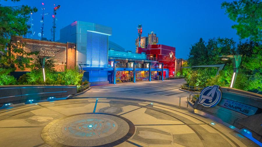 Disney mostra área dos Vingadores que será aberta no parque da Califórnia