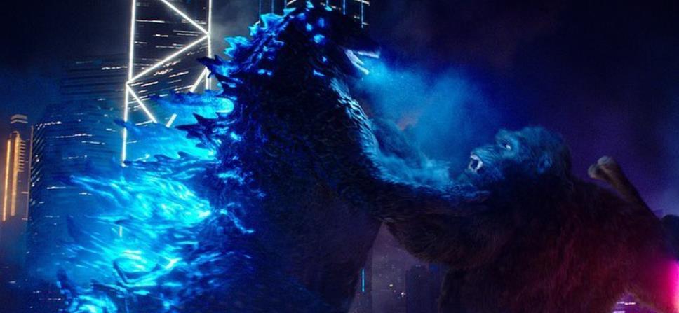 Godzilla vs. Kong recebe nova leva de imagens mostrando o embate de monstros