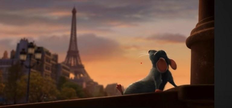 Ratatouille vira musical no Tik Tok e arrecada US$ 1 milhão para fundo de atores
