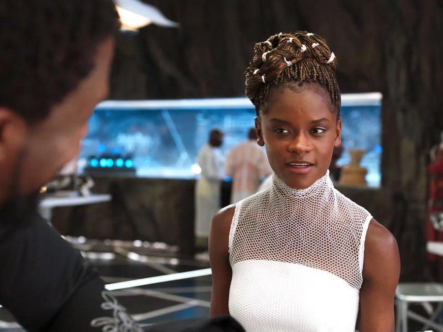 Letitia Wright é hospitalizada após incidente no set de Pantera Negra: Wakanda Forever, mas deve ter alta em breve