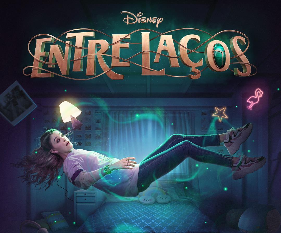 Entre Laços,  série exclusiva do Disney+, ganha primeiro teaser