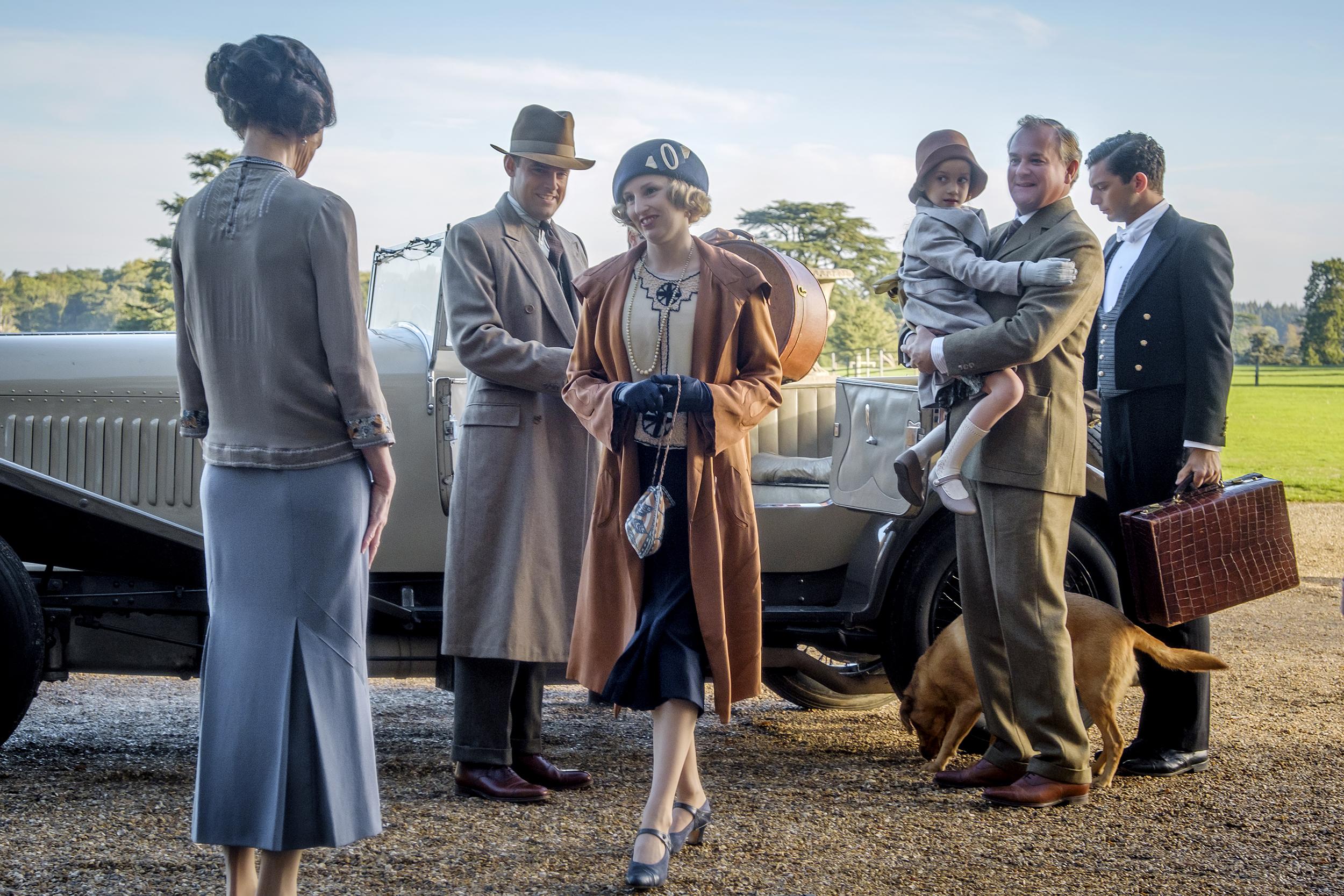 Downton Abbey 2 será lançado nos cinemas no Natal deste ano com retorno do elenco original