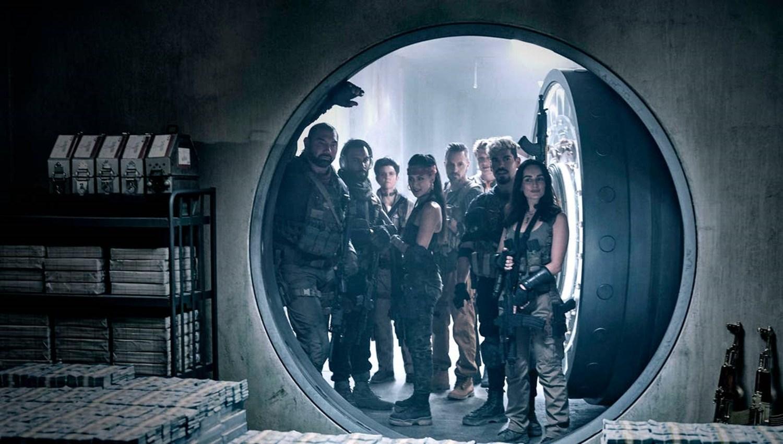 Army of the Dead, novo filme de Zack Snyder, ganha pôster e data de estreia. Trailer chega quinta (25)