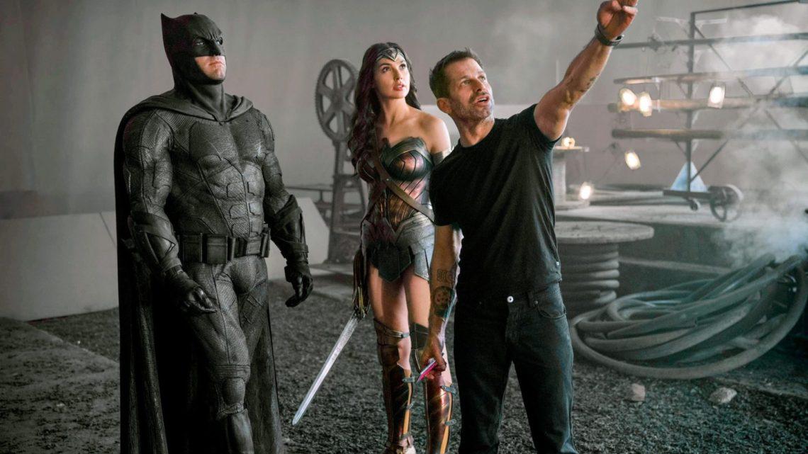 Zack Snyder diz que Warner é agressivamente contra sua visão da Liga da Justiça