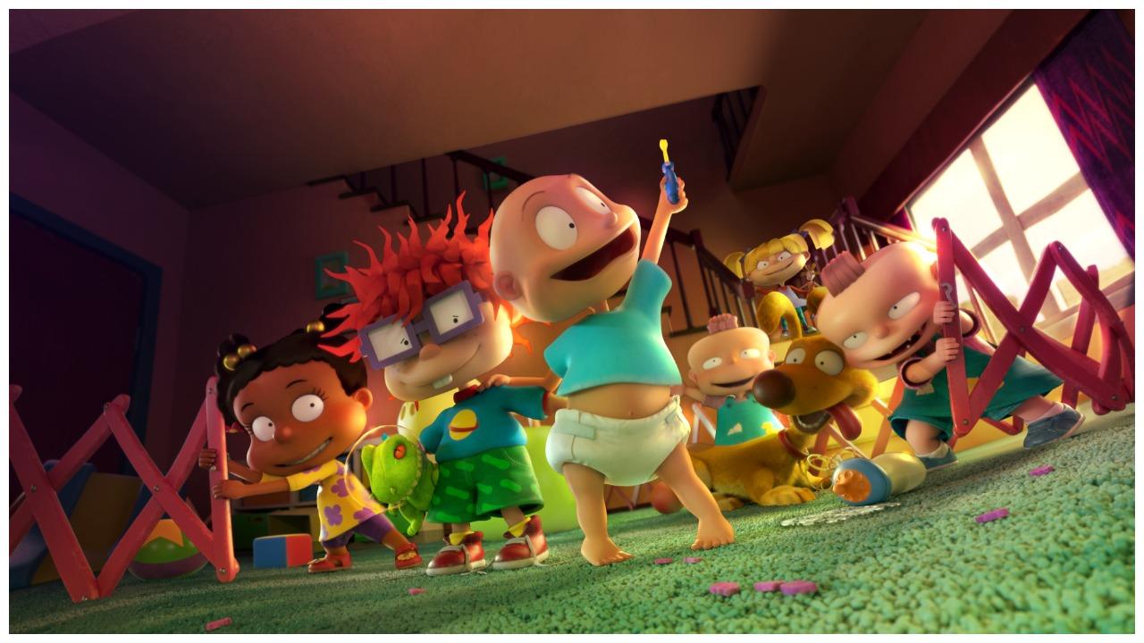 Rugrats ganhará reboot CG no Paramount+, veja trailer