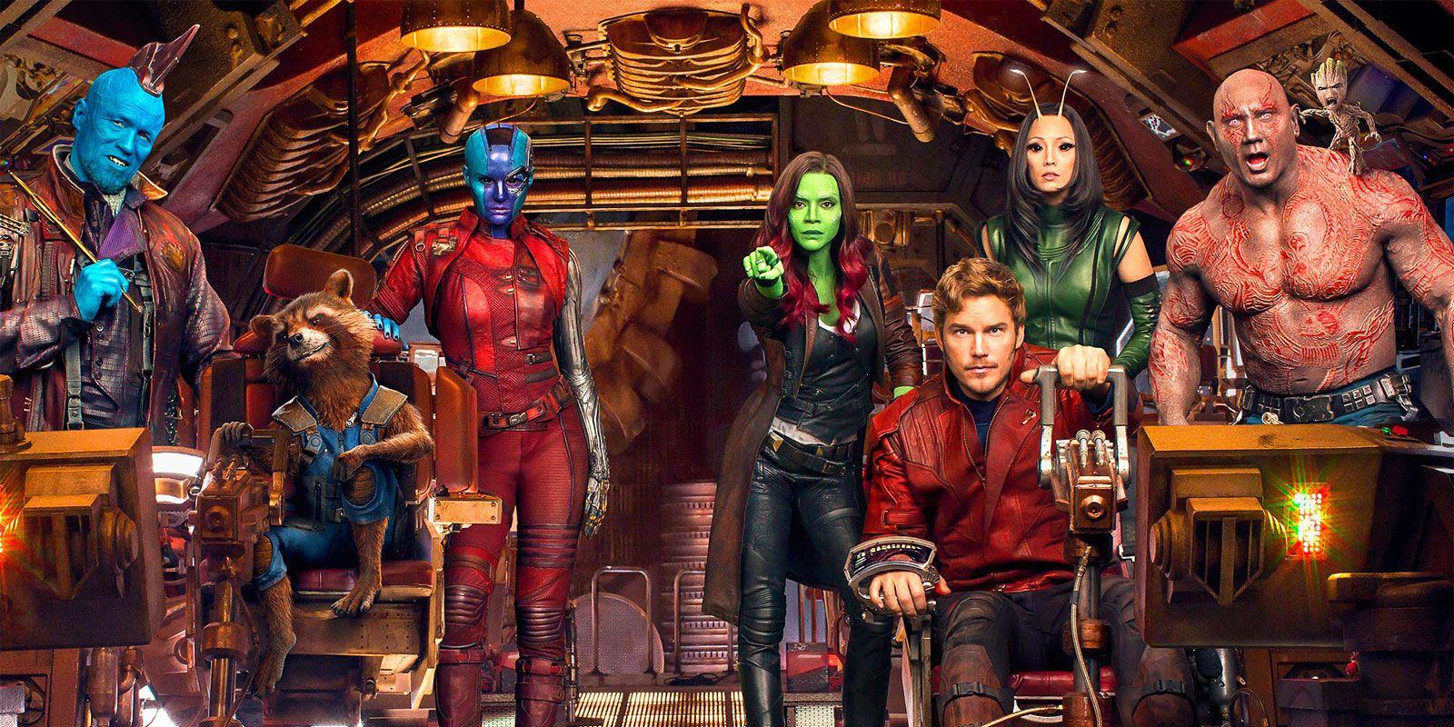 Guardiões da Galáxia Vol. 3 será o último de James Gunn