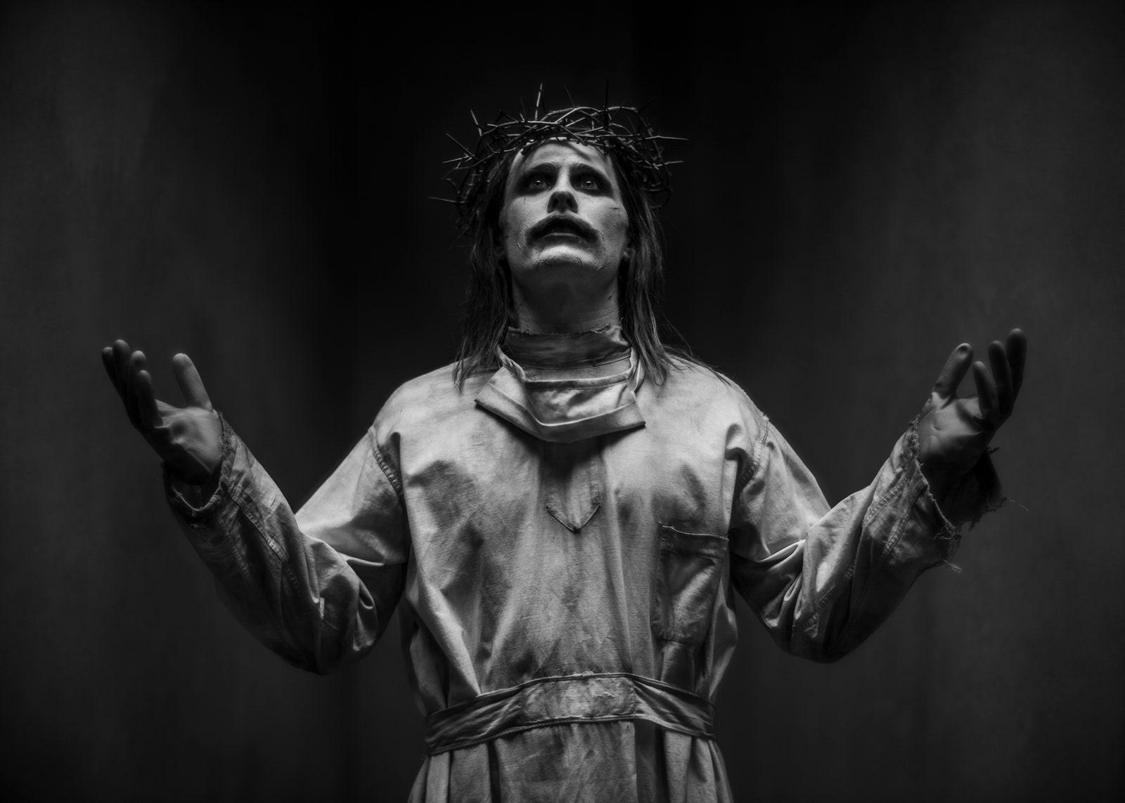 Coringa de Jared Leto aparece como Jesus em nova imagem do Snyder Cut