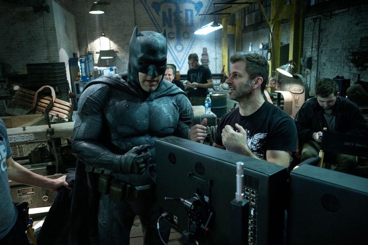 Batgirl fazia parte do plano de Zack Snyder para trilogia de Liga da Justiça