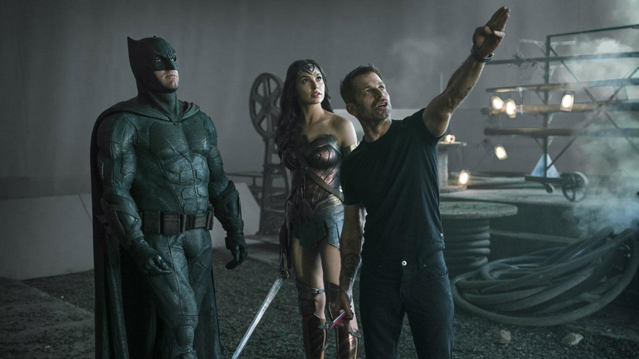 Mais da metade do Snyder Cut de Liga da Justiça será de cenas nunca vistas