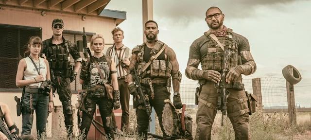 Netflix anuncia evento para transmitir os 15 minutos iniciais de Army of the Dead