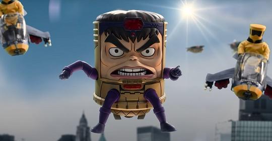 MODOK, série animada de vilão da Marvel, ganha primeiro trailer