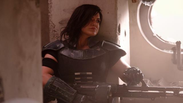 Lucasfilm não está planejando substituir Gina Carano