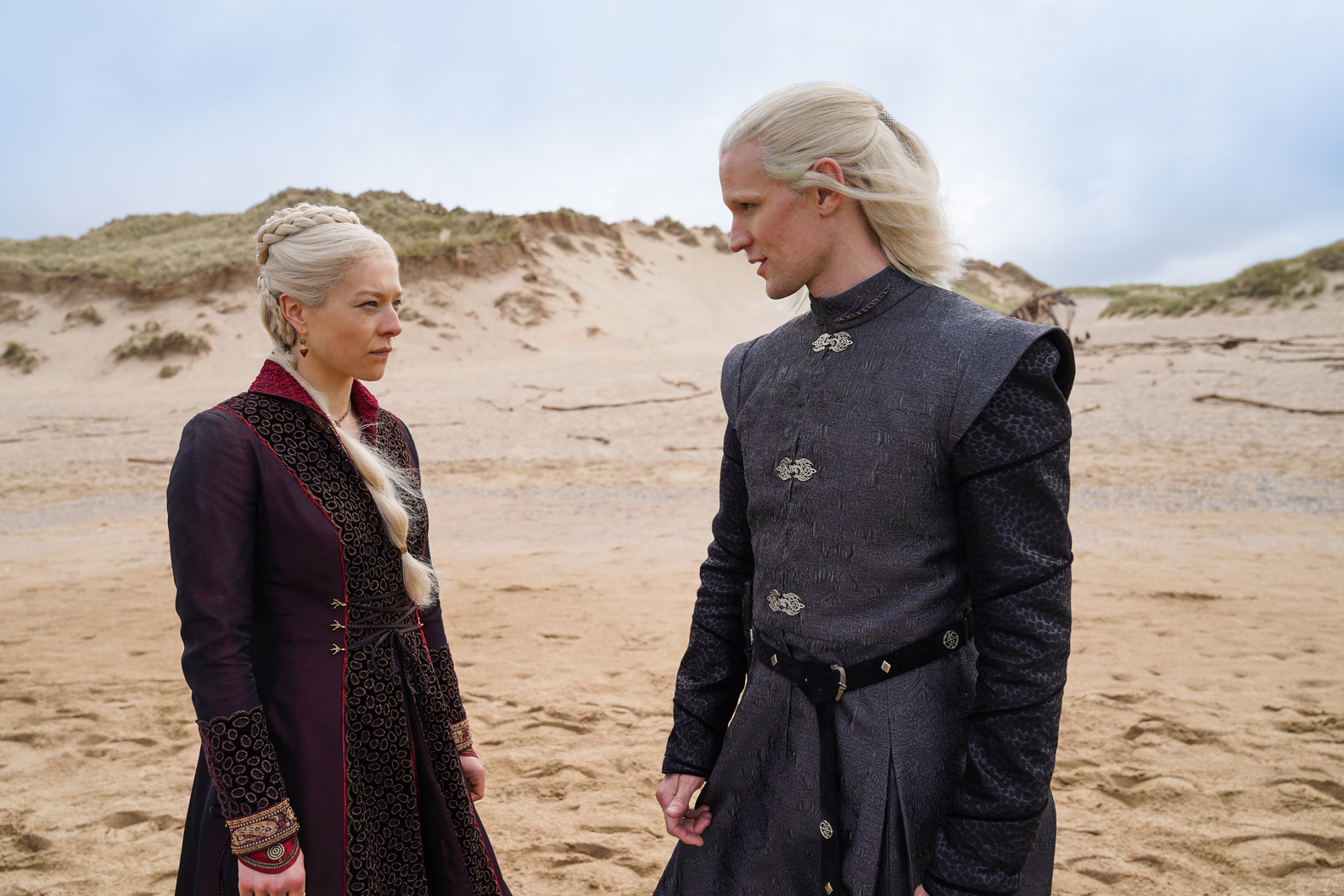 House of The Dragon, derivada de Game of Thrones, recebe primeiras imagens oficiais