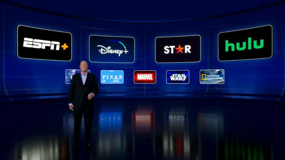 Disney+ chegou a 86.8 milhões de assinantes