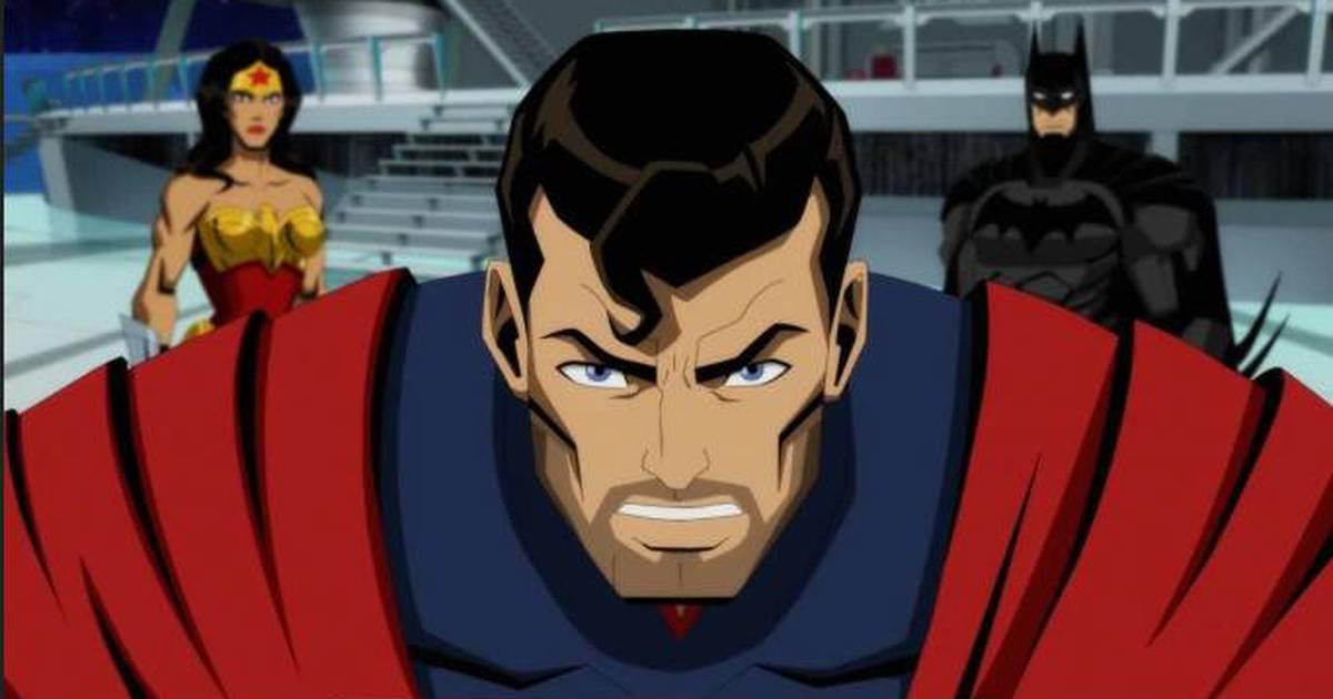 Injustice, novo filme animado da DC, ganha trailer violento
