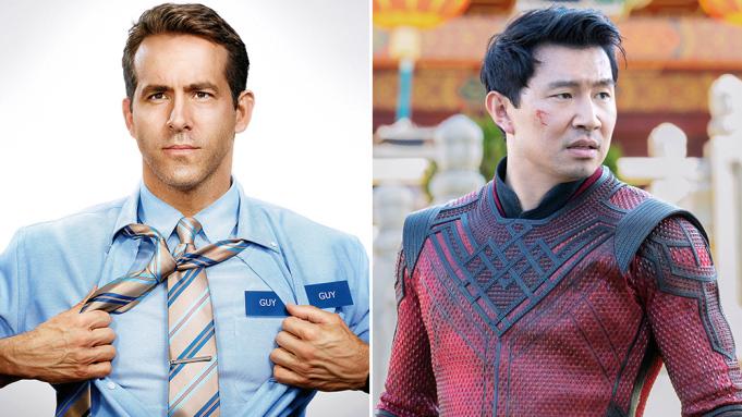Free Guy e Shang-Chi terão lançamentos exclusivos no cinema e podem migrar para o Disney+ após 45 dias